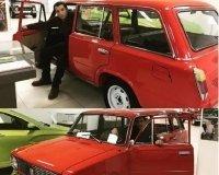 Майкл из сериала «Универ» опубликовал фото из музея «АвтоВАЗа»