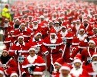 3 декабря в Казани будут бегать Санта Клаусы