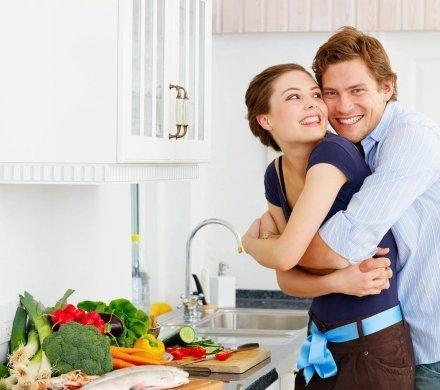 Мужчины у плиты: как мы этого добились?