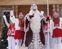 Российский Дед Мороз выступит для юных тюменцев вместе со смешариками
