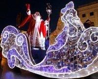 В Комсомольском парке организуют парад новогодних саней