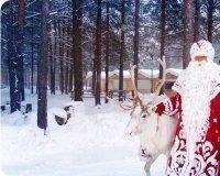 В Челябинск приезжает главный Дед Мороз России
