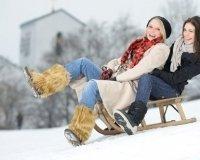 Топ-5 необычных зимних забав