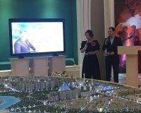 В Темиртау прошел киновечер, посвященный Дню Первого Президента РК