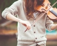 Юная красноярская скрипачка стала одной из лучших на мировом конкурсе