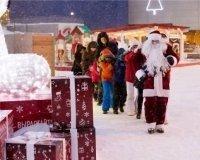 10 декабря возле ТЦ «МЕГА» открывается «Зимний бульвар»