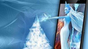 Детская елка в новом формате: Digital-проект«Снежная королева»