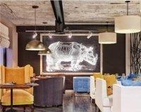 В Казани на улице Меридианной открывается бар «Носорог»