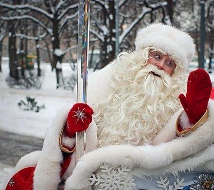 Где найти Деда Мороза в Иркутске?