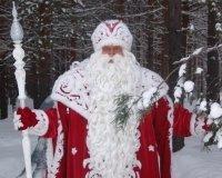 Недалеко от Иркутска живет Дед Мороз