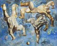 В эту пятницу открывается новый выставочный проект, посвящённый творчеству Миши Брусиловского