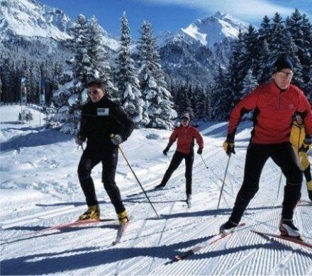 Лыжи в Казани: лыжные базы, прокат лыж, места, цены 2016-2017
