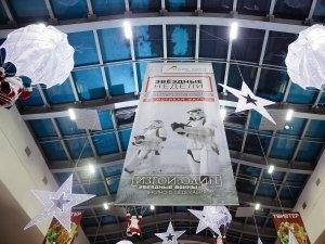 Открытие 15 декабря выставки  «Звездные недели» в Тольятти