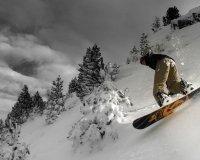 На горе Вишневая отметят Всемирный день сноуборда