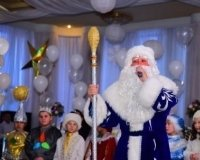 В Караганде состоялась Новогодняя елка от имени Президента РК