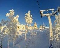Гора Ежовая попала в список лучших горнолыжных курортов страны