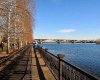 Набережная Красноярска будет реконструирована