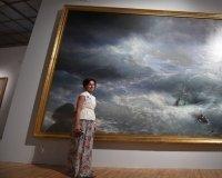 В «Рощино» открылась картинная галерея