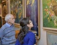 В Караганде открылась выставка Союза Художников