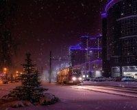 Трамваи в Новый год будут ездить до утра