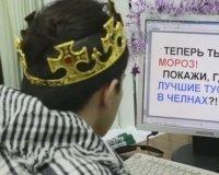 Студенты челнинского КФУ сняли забавное новогоднее видео