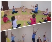 Детская йога в Ижевске