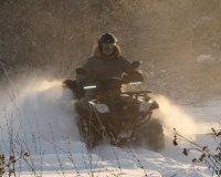 Прокат мощных квадроциклов в Ижевске