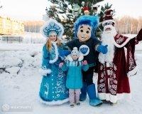 В «Вишневой горке» прошел финал «Новогодней ёлки на Русском Радио»