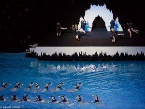 Уникальные новогодние представления на воде «СПАСТИ СЕВЕРНОЕ СИЯНИЕ»