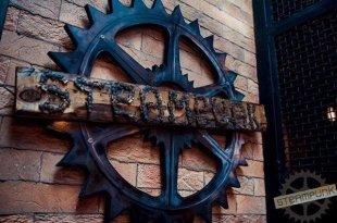 В Караганде открылась кальянная Steampunk