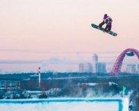 В Крылатском пройдет мирвой тур по сноуборду  «Grand Prix de Russie».