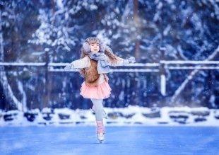 Полина Мезенцева – челябинская «Принцесса на льду»