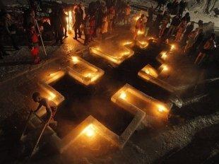 В Кургане назвали место крещенских купаний