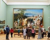 В Казани откроется выставка Третьяковской галереи