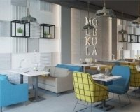 В Казани открыто кафе «Molekula»