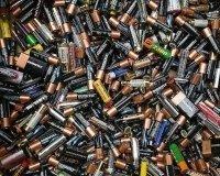 Более 130 кг использованных батареек передано на утилизацию