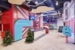 В ТЦ «Метрополис» открылся ресторан Ribambelle in the City.