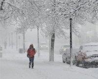 В Казани испортится погода. Будут метели и снежные заносы