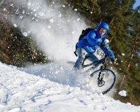 Сражение велосипедистов на льду состоится в Екатеринбурге