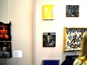 Выставка «Автограф»: дружеские признания художников»