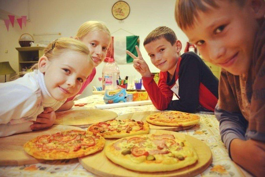 Мастер классы для детей екатеринбург в вечерах на хуторе