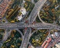 В Красноярске изменится схема движения на время ремонта Коммунального моста