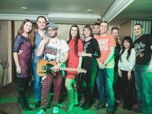 Концерт группировки «СВЕРДЛОВСК» в рестоклубе «Гости» — фотоотчёт
