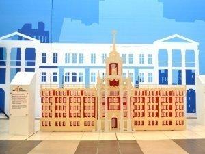 В Екатеринбурге открылась экспозиция миниатюр городских зданий