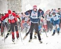 Курган примет участие в акции «Лыжня России-2017»