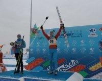 Красноярский биатлонист взял золото на Универсиаде в Алматы