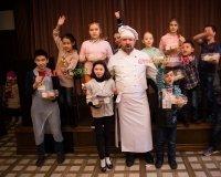 Сезон Школы юного ресторатора открыт вместе с рестораном Sadre