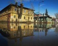 В Кургане вновь обещают наводнение весной