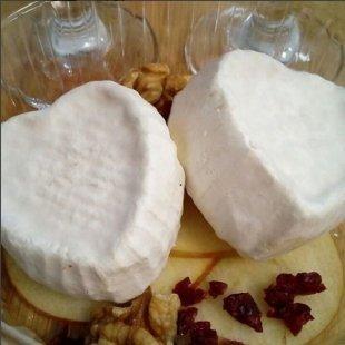 Сыровары из Тольятти изготовили к 14 февраля деликатес в виде сердец