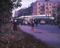 В Екатеринбурге вспомнят о том, как по Малышева самолёт перевозили